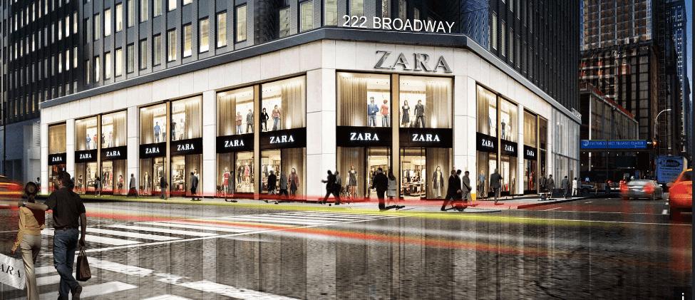 Zara : Fast Fashion (case Study)